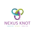 Nexus Knot  logo