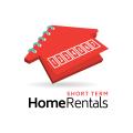 短期租回家Logo