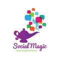 Social Magic  logo