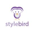 風格鳥Logo