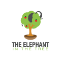The Elephant In the Tree  logo