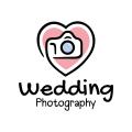 婚紗攝影Logo