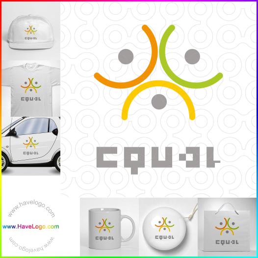 abstract logo - ID:35502