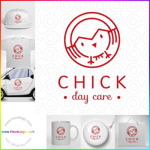 chick logo - ID:32236