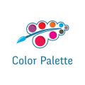 調色板Logo