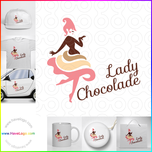 dessert recipe site logo - ID:56182