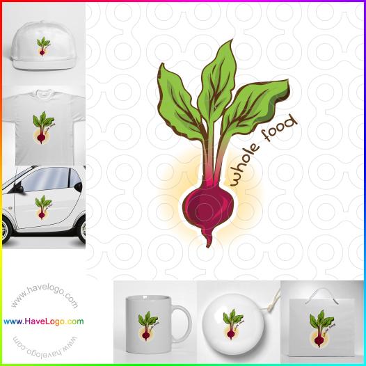 植物logo設計 - ID:17551
