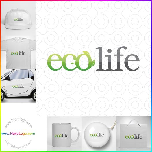 綠色logo設計 - ID:52743