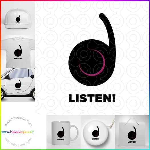 headphones logo - ID:24