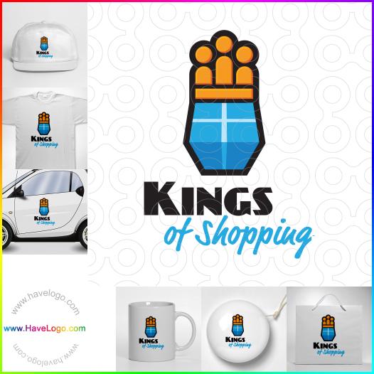 國王logo設計 - ID:106