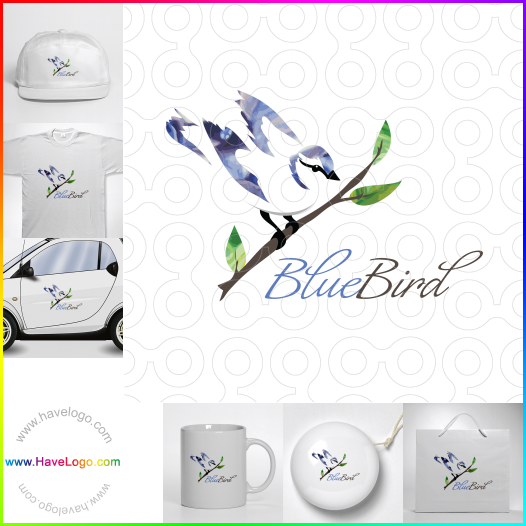 leaf logo - ID:57269