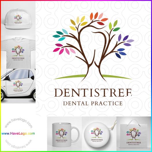 牙齒logo - ID:58239