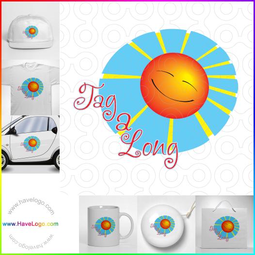 笑臉logo設計 - ID:247