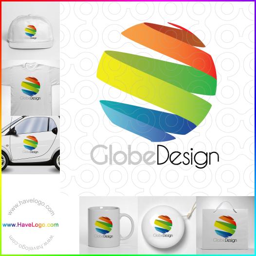 地球logo - ID:58933