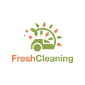 新鮮清潔Logo