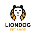 Lion Dog  logo