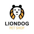 獅子死了Logo