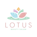 Lotus Beauty Salon  logo