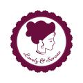 Lovely & Serene  logo