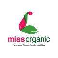 Miss Organic  logo