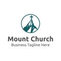 教堂山Logo