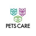 寵物護理Logo