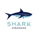 鯊魚的策略Logo