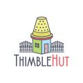 Thimble Hut  logo