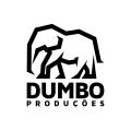 厚皮類動物Logo