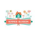 開花Logo
