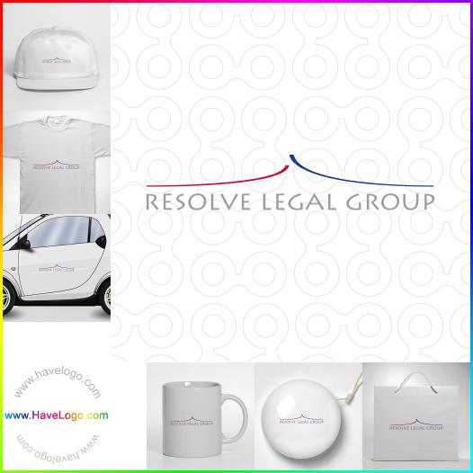 法律logo - ID:55801