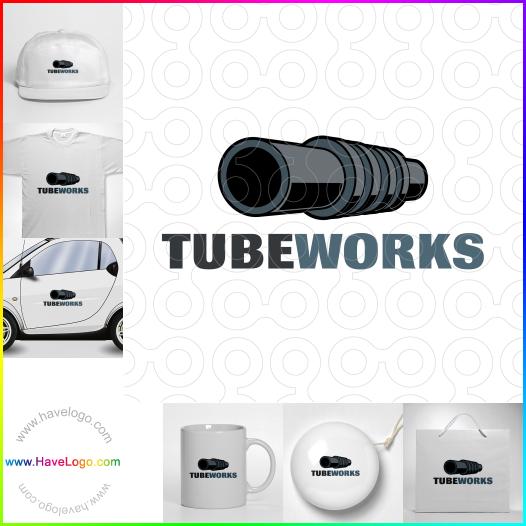 pipe logo - ID:23446