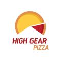 pizza restaurants Logo