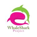 水族館Logo