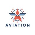 Aviation Star  logo