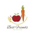 最好的朋友Logo
