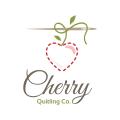 Cherry Quilting  logo