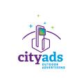 城市廣告Logo