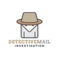 偵探的郵件Logo