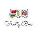 水果公交Logo