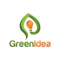 綠色理念Logo