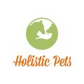 Holistic Pets  logo