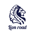Lion road  logo
