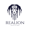 房地產獅子Logo