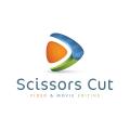 Scissors Cut  logo