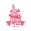 公司的蛋糕Logo