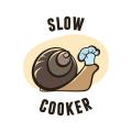 慢燉鍋Logo