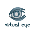 Virtual Eye  logo