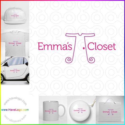 服飾logo - ID:59719
