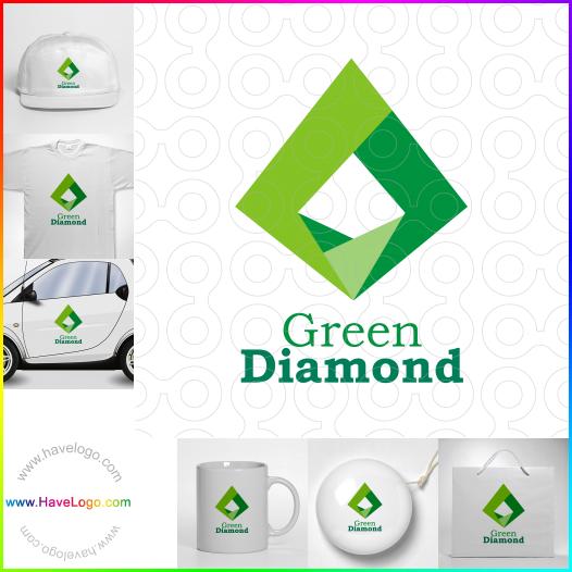 diamond company logo - ID:44371